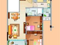 高层J475-D两室两厅一卫