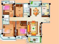 高层J636-A四室两厅两卫