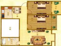 两室两厅一卫