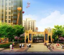 紫荆城 小高层