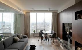 北欧简约风格小户型家居设计图赏