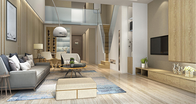 4.8米挑空!LOFT公寓即将惊艳面世泰州,一层价格买双层空间