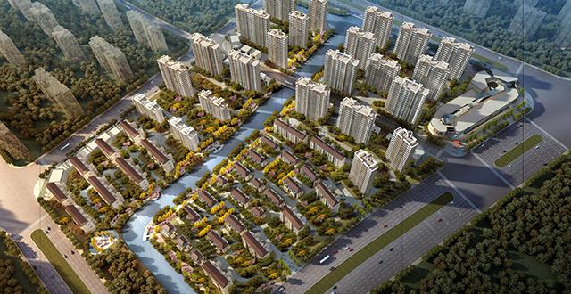 泰州新盘丨宝龙世家的规划来了,老城区房价上涨新动力?