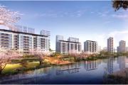 金通海棠湾小高层均价14500元/平,面积106-135平米