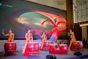 兴化吾悦广场   商家装修启动盛典于今日圆满落幕!